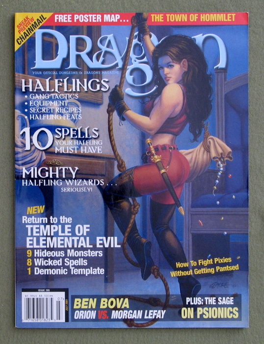 Image for Dragon Magazine, Issue 285