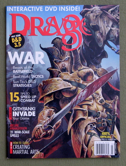Image for Dragon Magazine, Issue 309