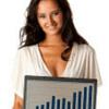 Webcamgirl bezoekers en promotie maken
