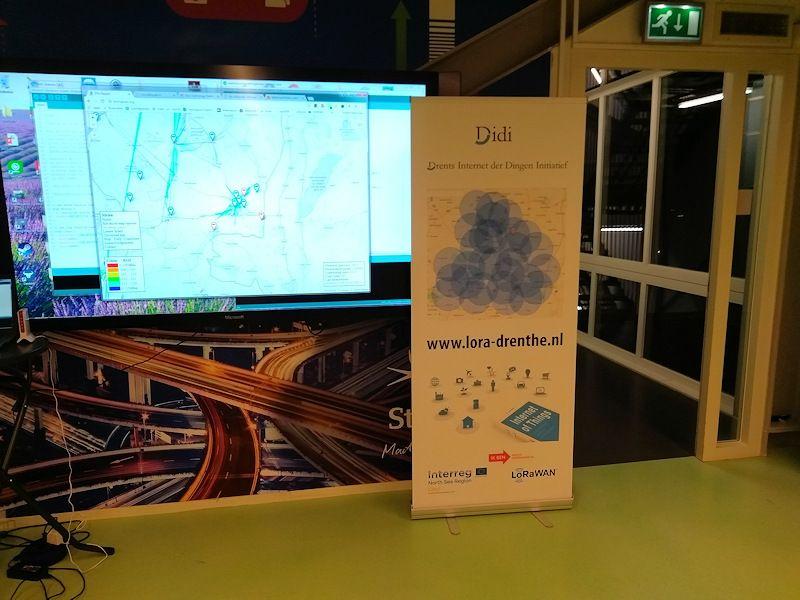 Het DIDI-netwerk
