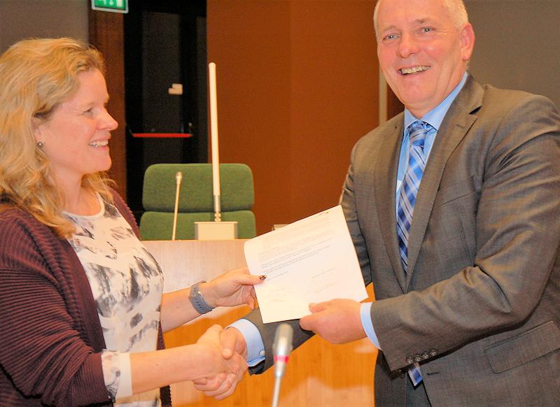 Ondertekening Intentieverklaring met Meldkamer Noord-Nederland