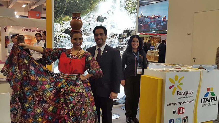 Paraguay presente en la Bolsa Internacional de Turismo 2016