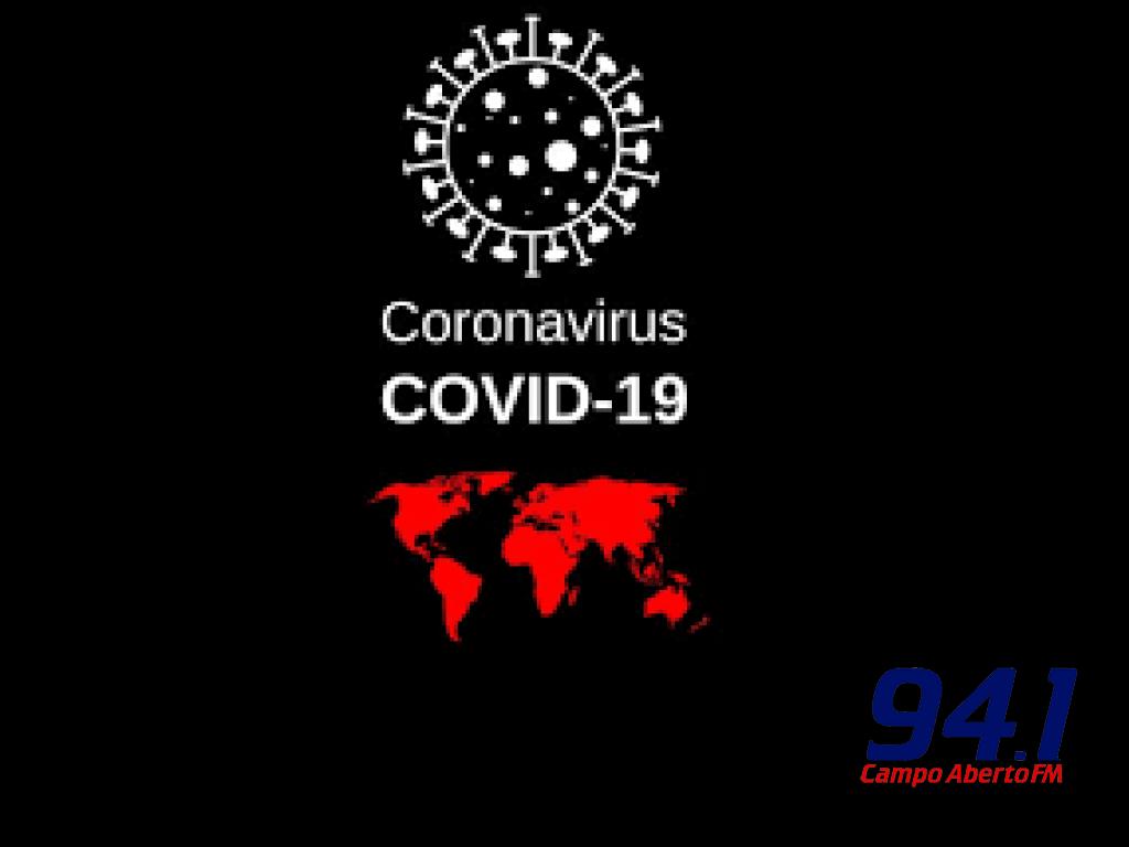 Laranjeiras do Sul registra primeira morte por Covid-19