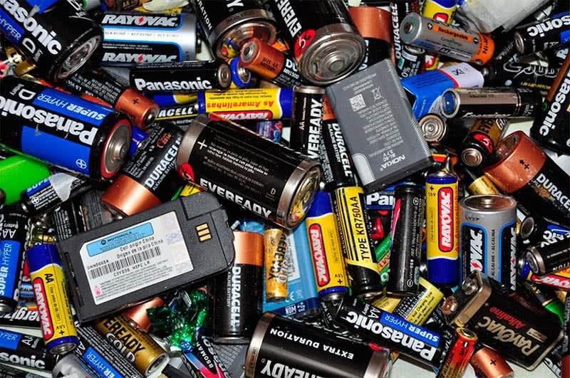 Sec. de agropecuária e meio ambiente em parceria com Siccob realizam campanha de arrecadação de pilhas e baterias