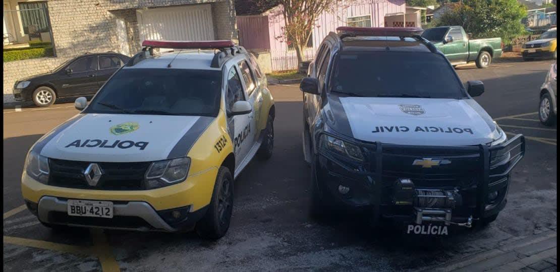 Mulher traficante é presa pelas Policias Civil e Militar