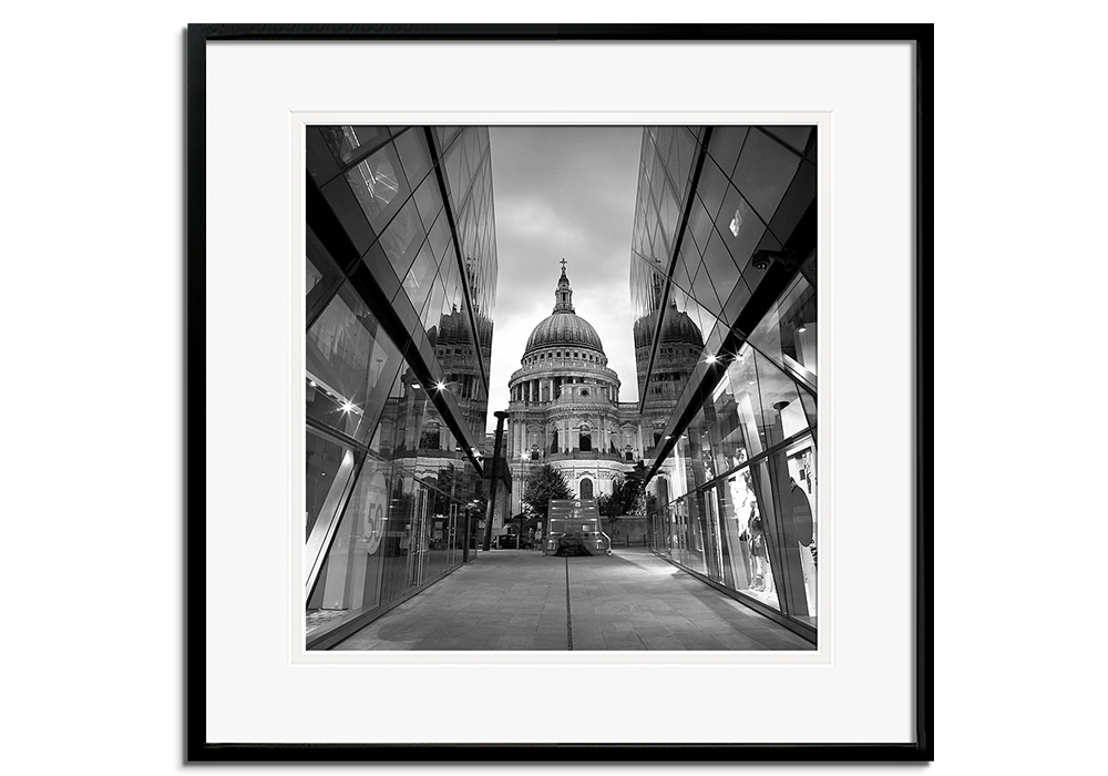 View to St. Pauls by Assaf Frank
