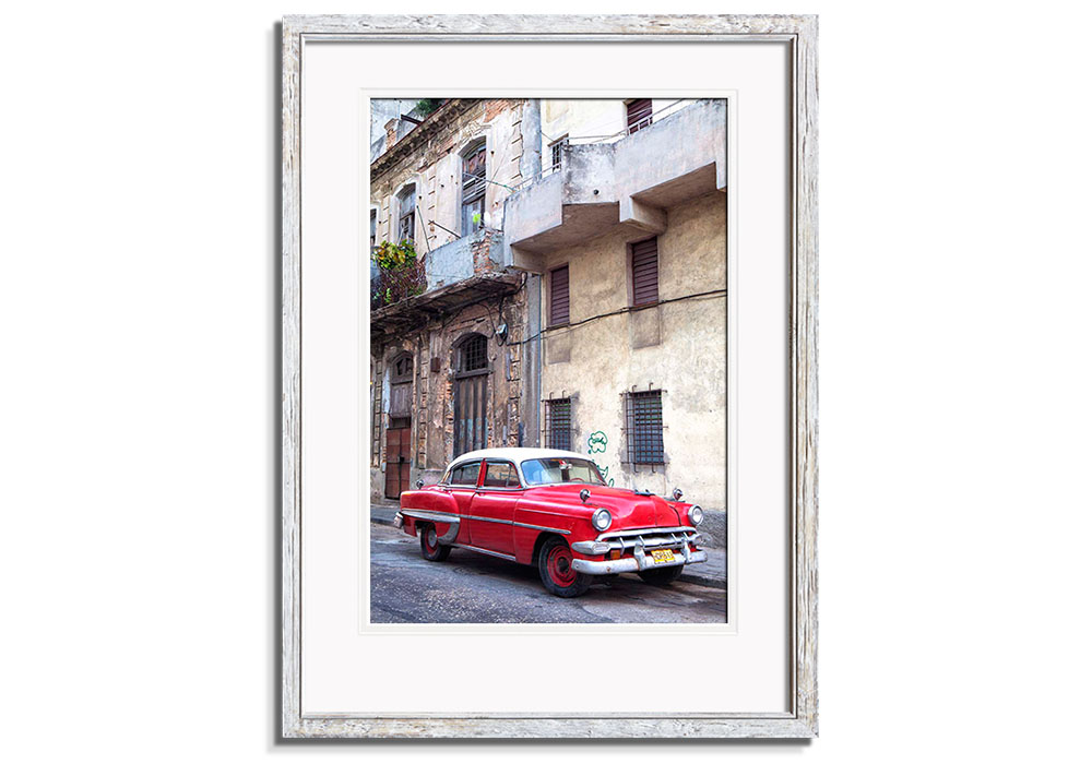 Classic Cuba X by Lee Frost