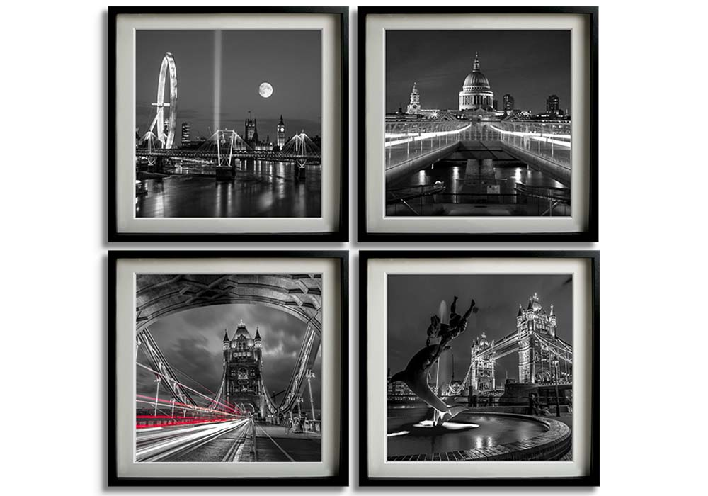 London Black & White collection  by Assaf Frank
