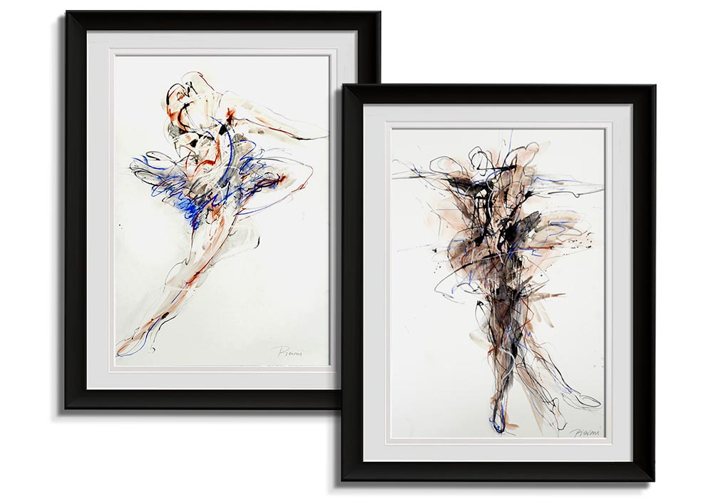 Dancer collection II  by Bella Pieroni