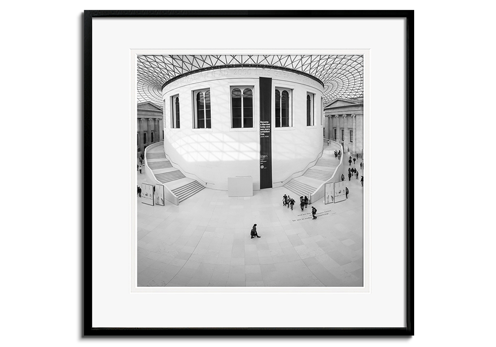 British Museum by Chris Shepherd