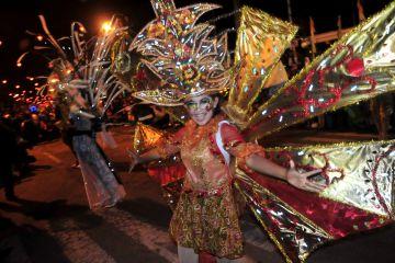 Karnaval Batik HUT Kabupaten Tegal
