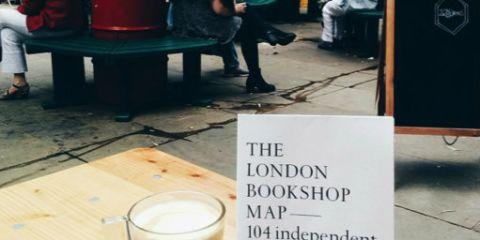 The London Bookshop Map FI