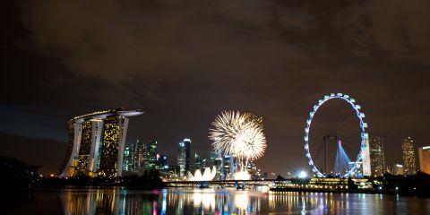 River Hong Bao 2012 Fireworks 210112 -4