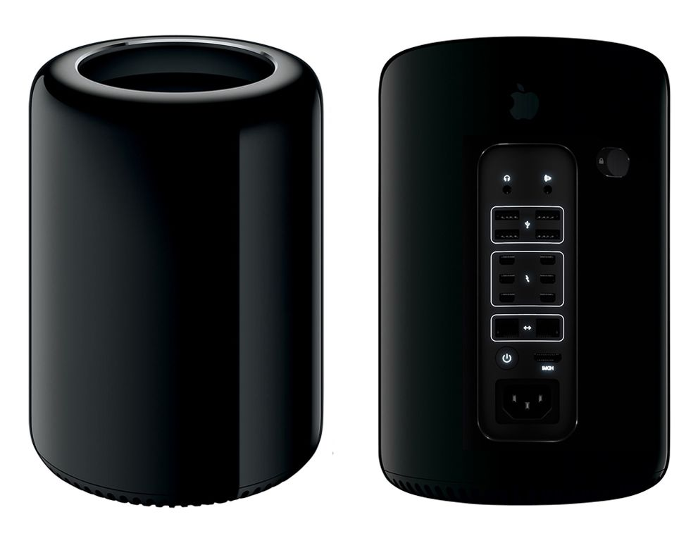 Mac Pro 2013 • 6 Core • 32GB • 512GB