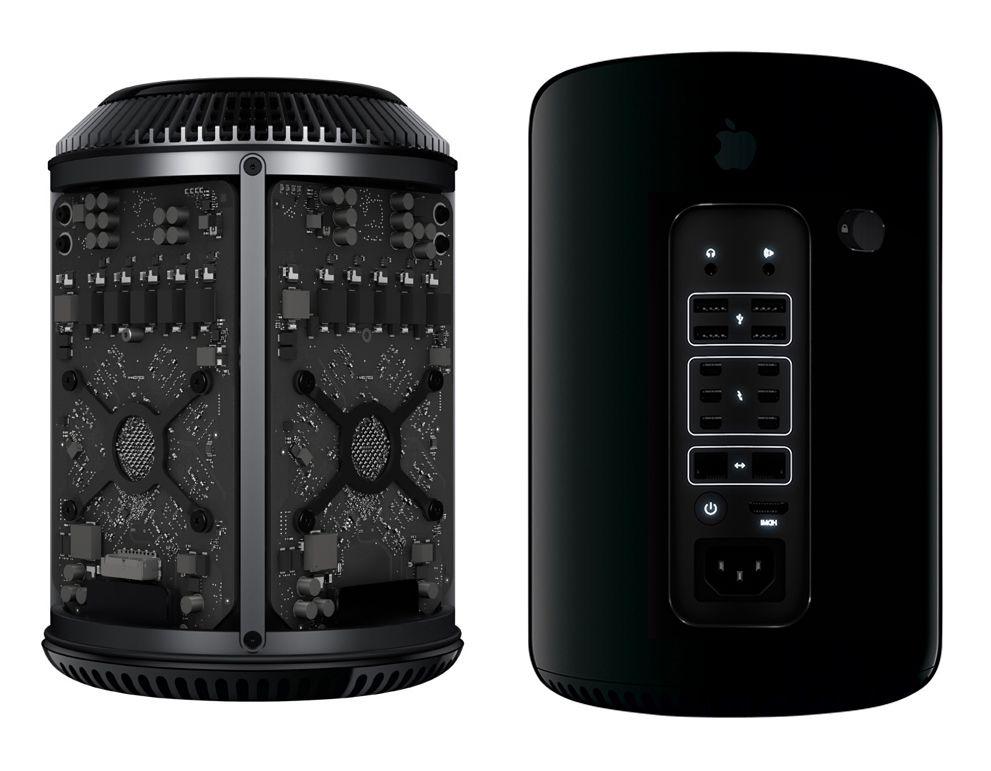 Mac Pro 2013 • 8 Core • 64GB • 512GB