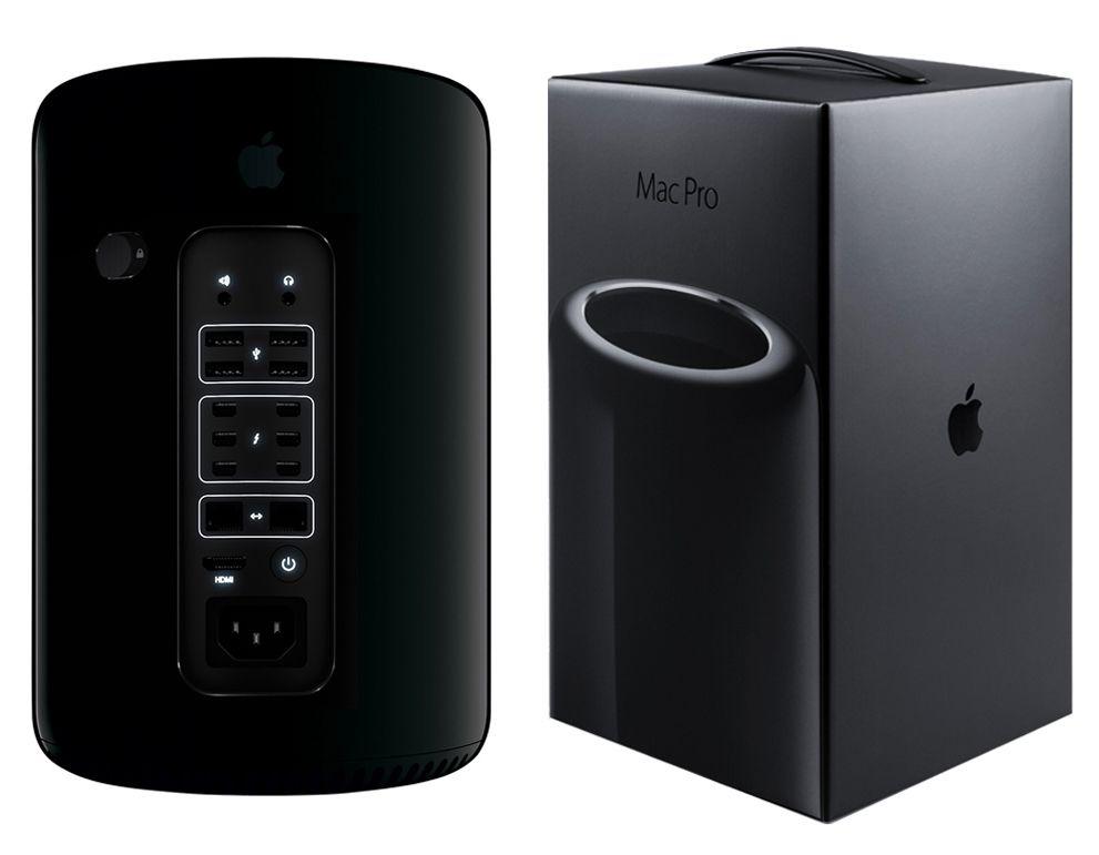 Mac Pro 2013 • 12 Core • 64GB • 512GB