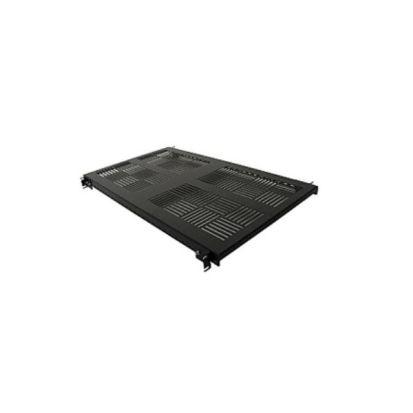 Belden® 9010-1930 Enclosure Shelve, 19 in W x 30 in D, 1U Rack, Steel