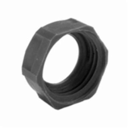 Bridgeport® 326 Conduit Bushing, 2 In Trade, Plastic, Plain