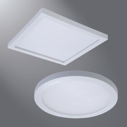 Cooper Lighting SMD6R6935WH 6IN Round Surface Mount,600 LM,90CRI, 3500K