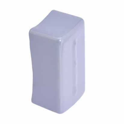Eaton B-Line B822AW End Cap, For Use With B11 Series High Bolted Channel, 1-5/8 X 1-5/8 In Back To Back Or 3-1/4 In B22a, PVC