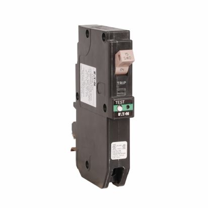 Eaton CHFCAF120PN Type CH Branch Feeder ARC Fault Circuit Breaker, 120/240 VAC, 20 A, 10 KA Interrupt, 1 Poles