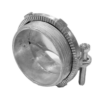 Appozgcomm NEER™ C-2001-R 2-Screw Service Entrance Cable Connector, 2 in Knockout, 4 to 4/0 AWG Conductor, Die Cast Zinc