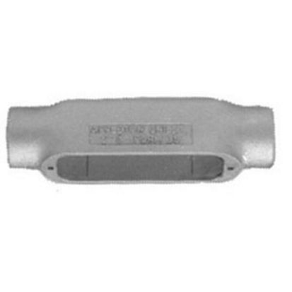 Emerson Electric Appleton® Unilets™ C75-M Type C Conduit Outlet Body, 3/4 In Hub, Form 35 Form, 7.5 cu-in Capacity, Malleable Iron, Triple Coated