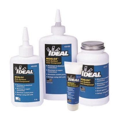 IDEAL® Noalox® 30-024 Heavy Duty Anti-Oxidant Compound, 0.5 oz Tube, Paste Form, Gray, 1.04