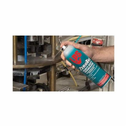ITW Pro Brands LPS® 03520 ZeroTri® Heavy Duty Industrial Degreaser, 20 oz Aerosol Can, Liquid, Clear, Ether/Fruity