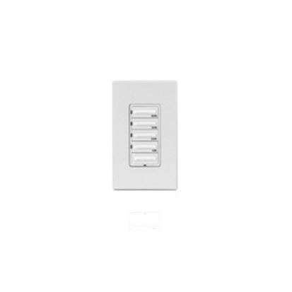 Leviton® Decora® LTB60-1LZ Electronic Time Switch, 120 VAC, 20 A, 1 Poles