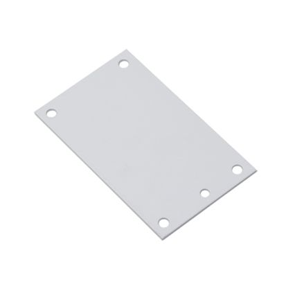 nVent HOFFMAN A18P16WD PNLJ Enclosure Panel, 16-3/4 in W x 14.88 in H, Wood