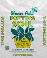 Glacier Gold Potting Soil Available at Western Building Center