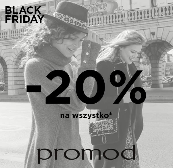 Black Friday w Promod