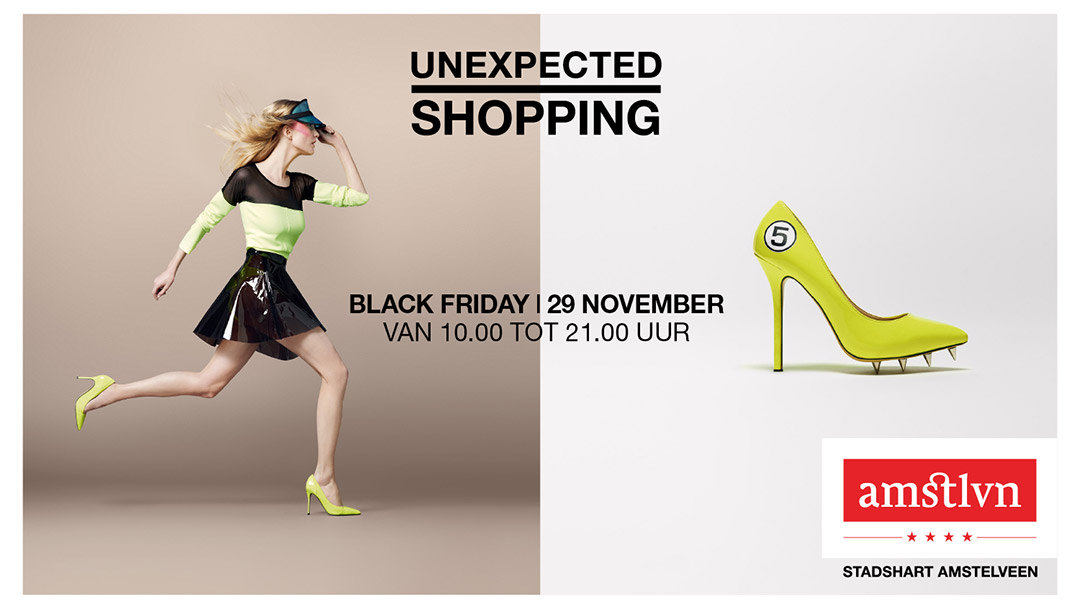 Black Friday - extra koopavond