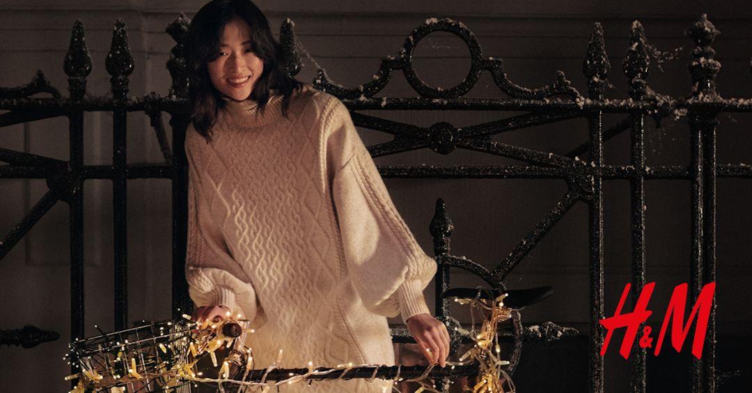 H&M zapewnia styl i ciepło