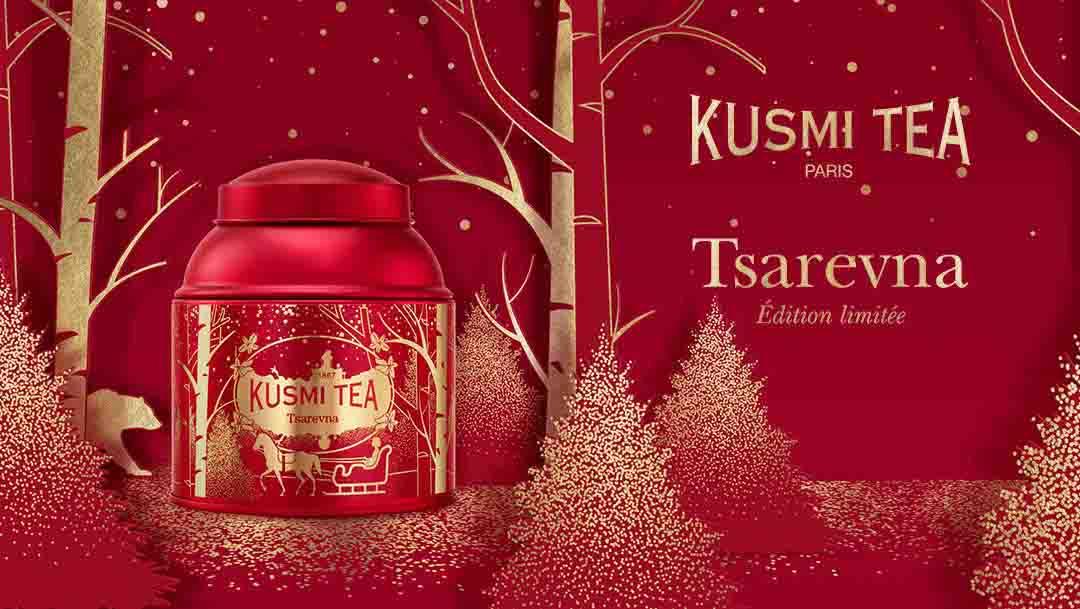 KUSMI TEA - TSAREVNA