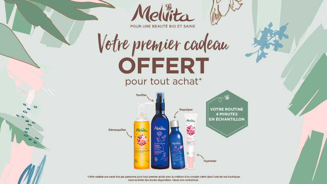 SHOP - L'offre irrésistible Melvita