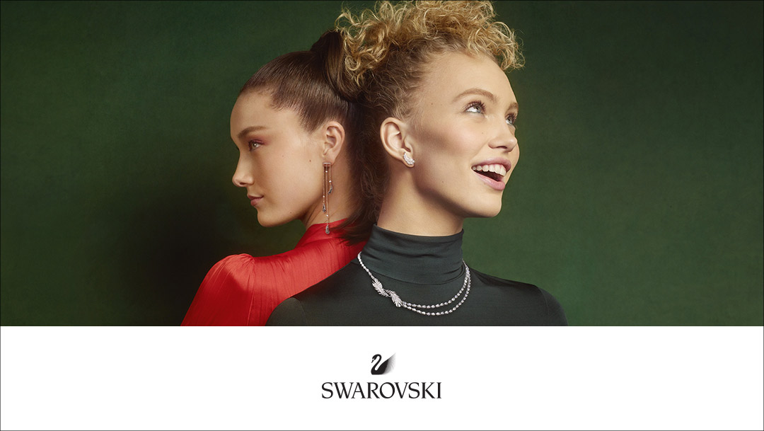 Swarovski : la collection Moon & Star