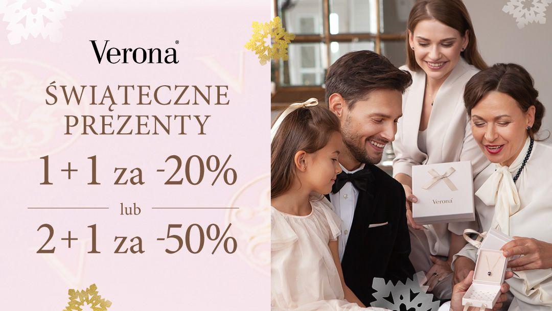 Promocja świąteczna w Salonie Verona!