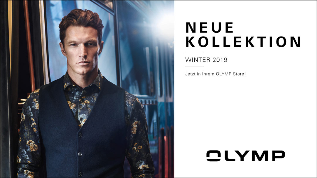 Neue Kollektion Winter 2019