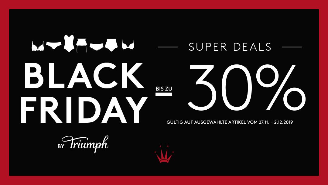 Super Deals bei Triumph