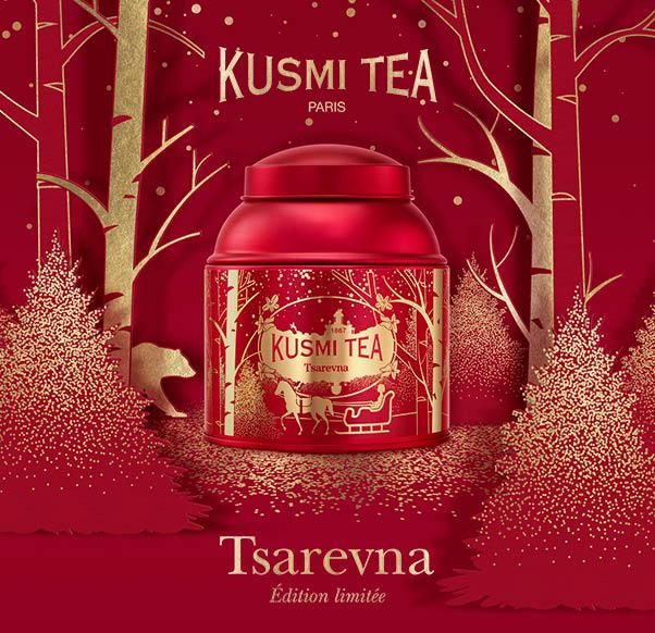 Kusmi Tea - Thé de Noël