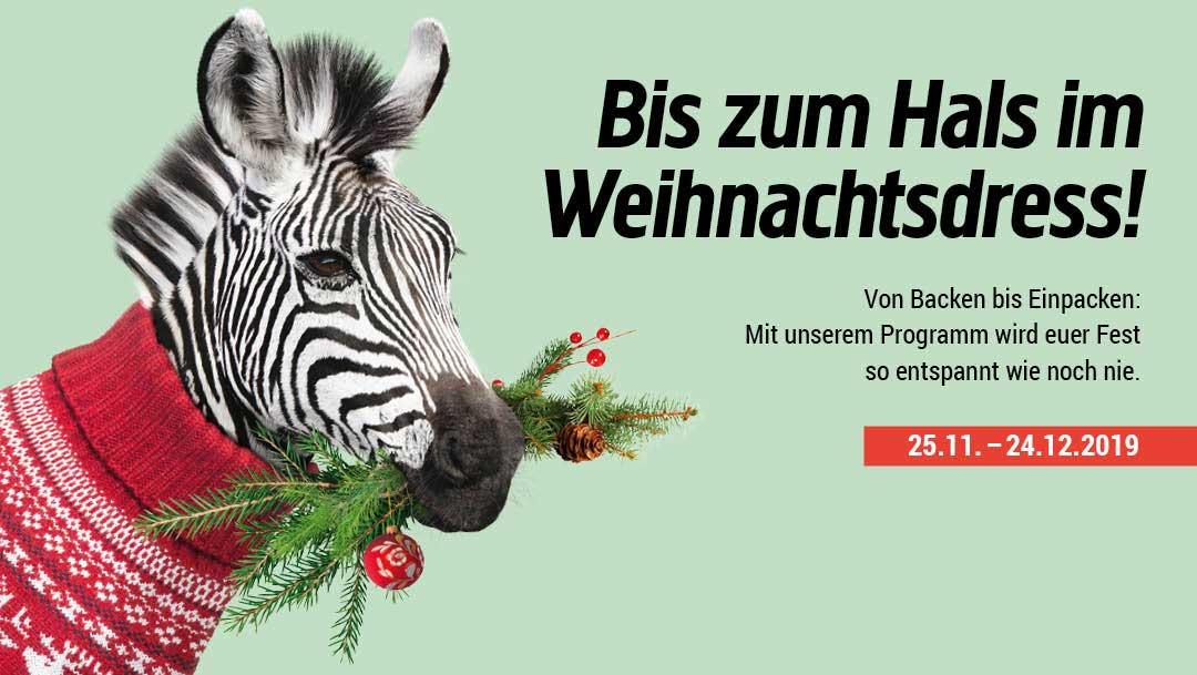 Es wird weihnachtlich!
