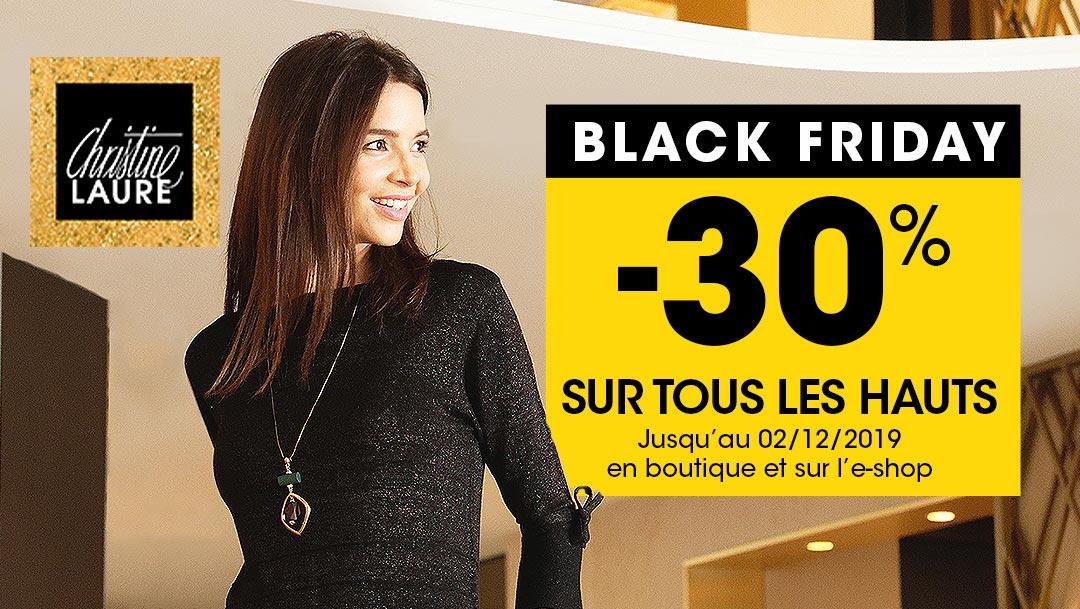 Christine Laure - BLACK FRIDAY