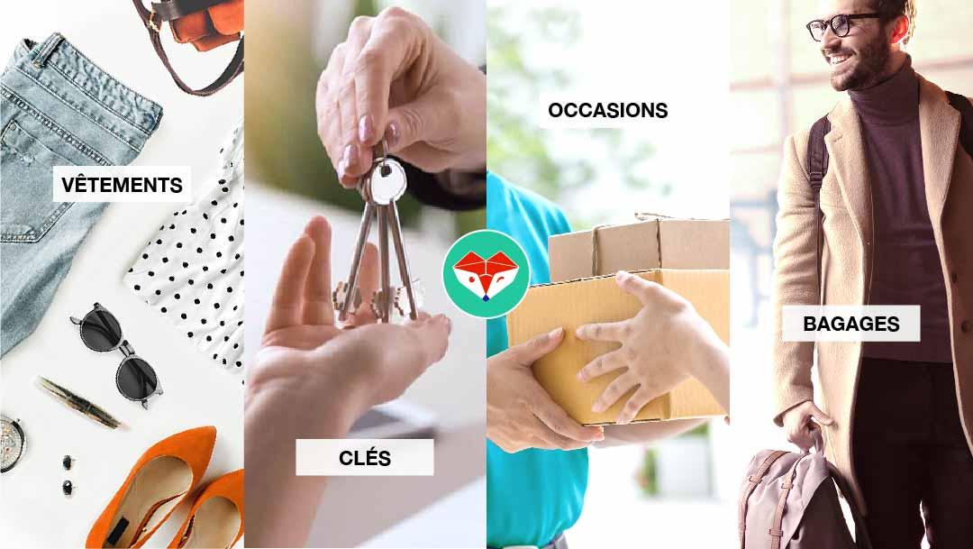 SERVICE - Colis Futé au Click & Services !