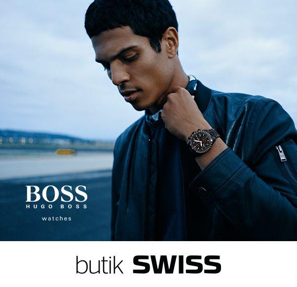 Nowa kolekcja zegarków w butiku Swiss