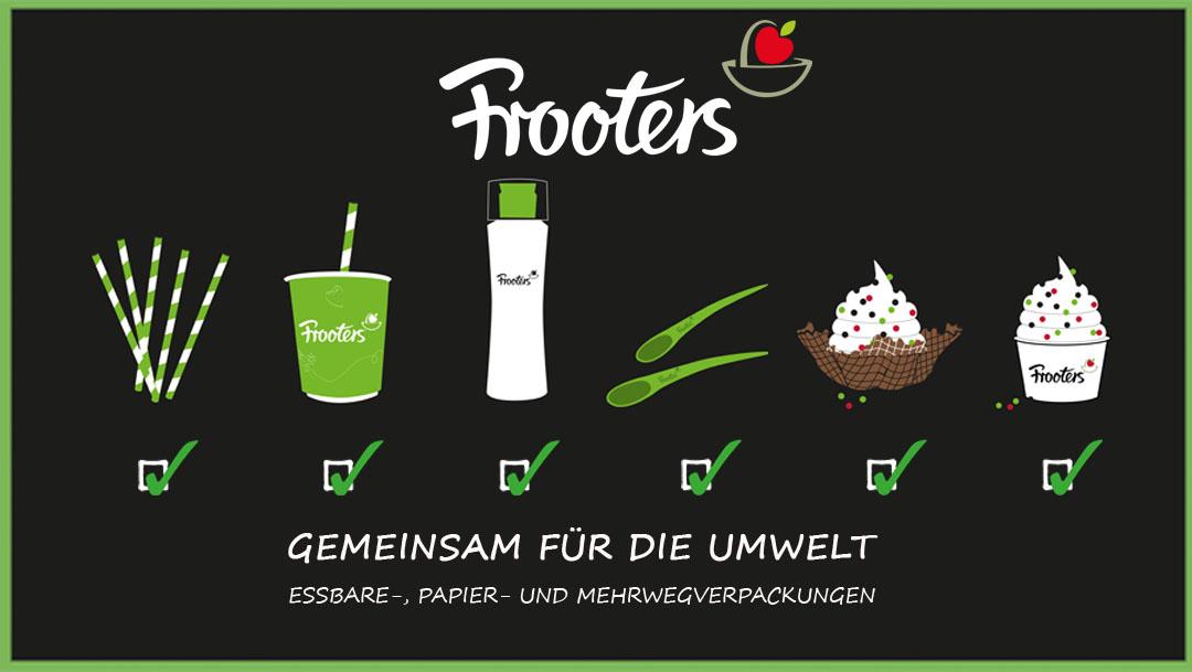 Frooters für die Umwelt