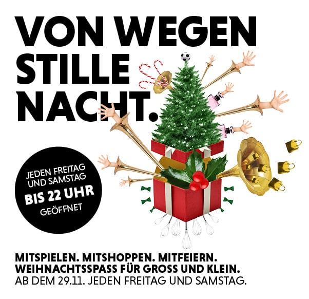 Weihnachten in den Köln Arcaden