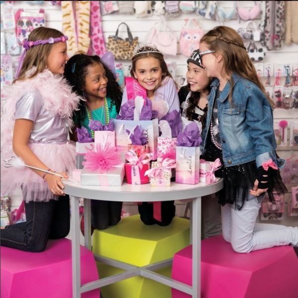 Celebrate Parties At Claire's