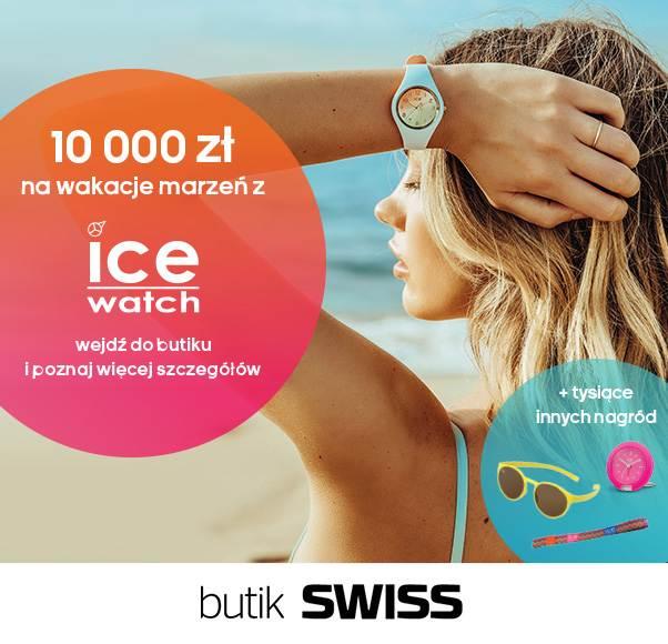 Voucher na wakacje marzeń z Ice-Watch!!